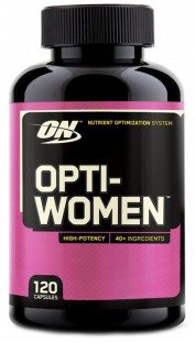 Optimum Nutrition Opti women (120 кап)