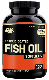 Optimum Nutrition Fish Oil (100 кап)
