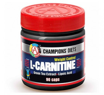 Academy-T L-Carnitine Weight Control (90 кап)