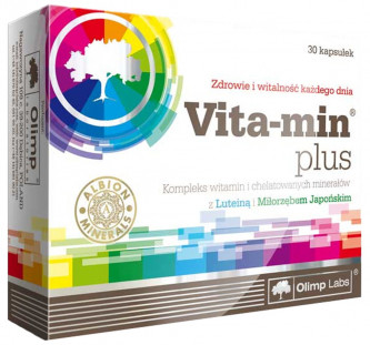 Olimp Labs Vita-Min Plus For Women (30 кап)